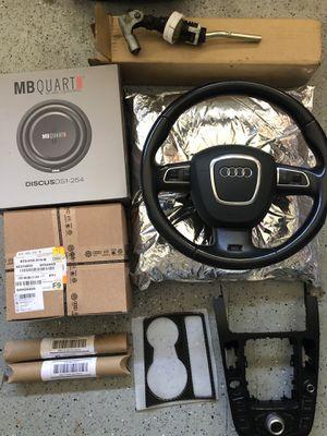 B8/B8.5 audi parts for Sale in Sacramento, CA