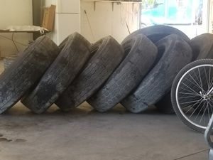 Great use Bridgestone tires for trailers for Sale in Ripon, CA