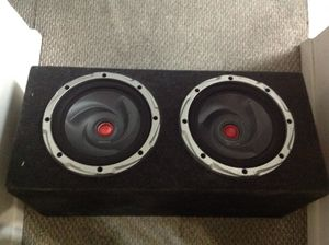 SPEAKER SUBWOOFER KENWOOD EXCELLENT CONDITION for Sale in Miami, FL
