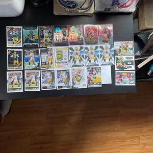 Aaron Rodgers 23 Card Set! Green Bay Packers! for Sale in Altadena, CA