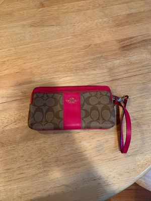 Coach Wallet for Sale in Elgin, IL