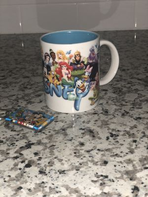 Disney Mug and Keychain ➡️➡️If Item not marked 'SOLD', it's AVAILABLE!!⬅️⬅️ for Sale in Fresno, CA
