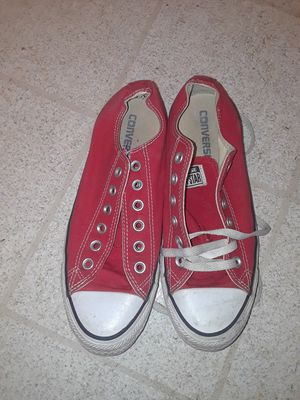 Red Converse All Star size 6 for Sale in Potomac, MD