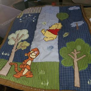 Winnie The Pooh Nursery/Crib Set for Sale in Henderson, NV