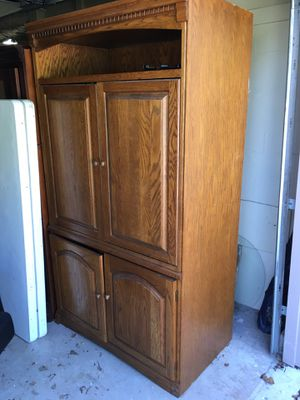 Television cabinet for Sale in Saint AUG BEACH, FL