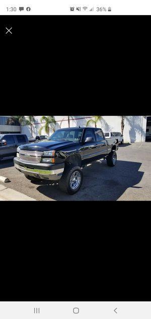 Lifted Chevy Silverado 2500 for Sale in Corona, CA
