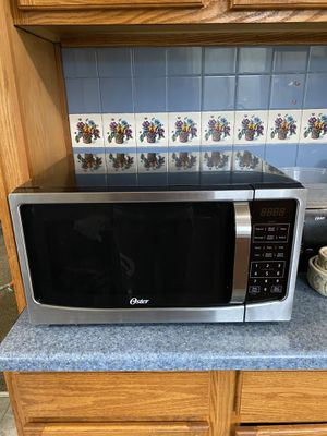 Microwave Oster for Sale in Renton, WA