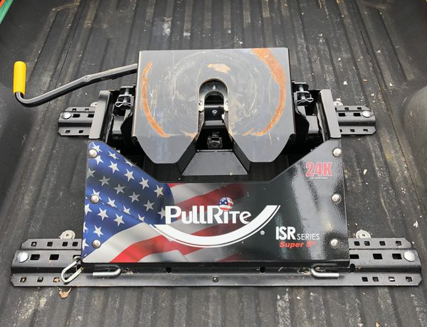PullRite 5th wheel hitch