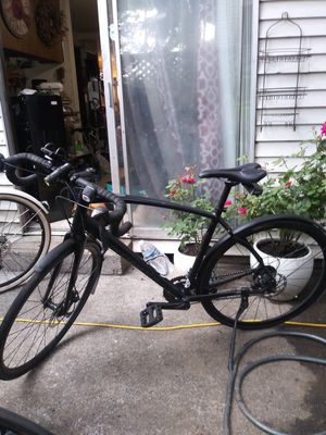 Specialized A1 58CM Sport Mens Black Road Bike for Sale in Portland, OR