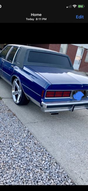 1988 Chevy Caprice for Sale in West Valley City, UT