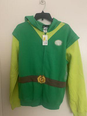 Legend Of Zelda Jacket Hoodie Sweatshirt *NWT* MENS MEDIUM Nintendo NES for Sale in Lisle, IL