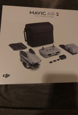 NEW DJI Mavic Air 2 Fly More Combo for Sale in Chicago, IL
