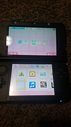 Nintendo old 3DS XL for Sale in Fort Worth, TX