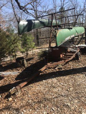 Canoe-trailer good frame. Trailer only for Sale in Eureka Springs, AR