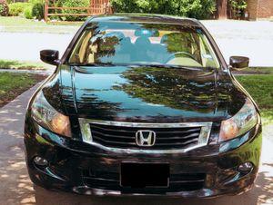 🍁Owner $8OO Sedan 2009 Honda Accord EXL V6 🍁 for Sale in Arlington, VA