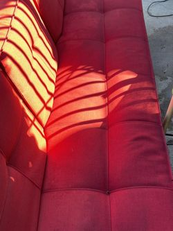 Red Futon for Sale in Los Angeles,  CA