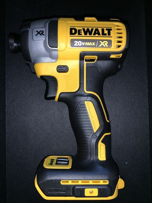 Dewalt XR Brushless DCF887 Impact Drill (Tool Only) for Sale in Phoenix, AZ