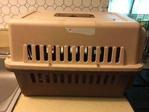 Small traveling crate for dog airline approve for Sale in District Heights, MD