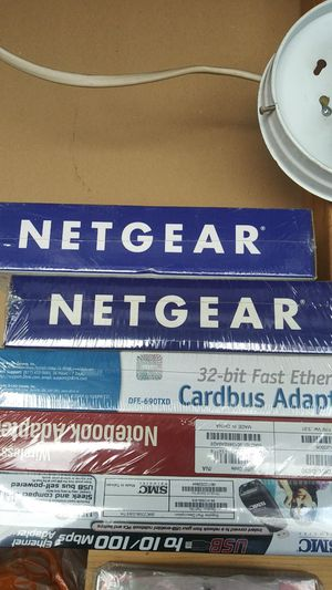 Netgear adapter and misc for Sale in Pico Rivera, CA