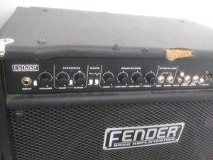 Bass amplifier for Sale in Phoenix, AZ