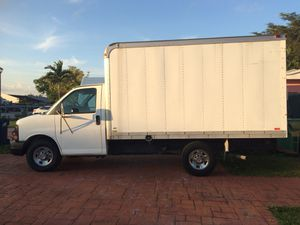 2004 truck chevy express 3500 for Sale in Miami, FL