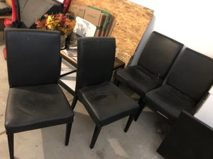 Kitchen table and chairs for Sale in Payson, AZ