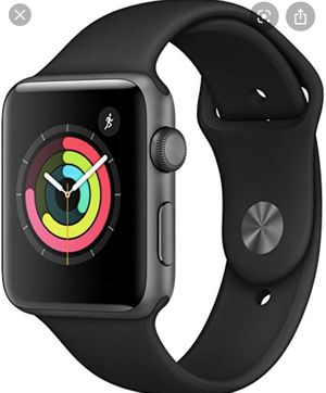 Apple Watch 3 in great Condition make me a offer for Sale in Fresno, CA