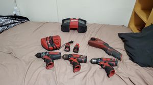 Milwaukee tools for Sale in Lake Elsinore, CA