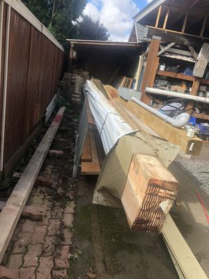 "Glulam Beam 6 1/2""x12""20' never used $600 for Sale in Portland, OR"