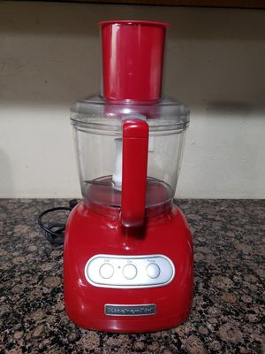 Kitchen aid Food Processor for Sale in Eugene, OR