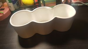 White Planter / Succulent Pot for Sale in Stratford, CT