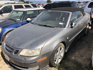 2007 SAAB 9-3 CONVERTIBLE PARTING OUT for Sale in Santa Ana, CA