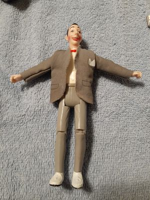 Vintage 1987 Pee Wee Herman Action Figure for Sale in Mesquite, TX