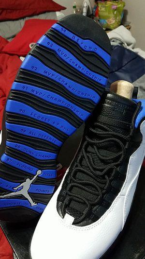 10.5mens air Jordan 10 retro Orlando for Sale in Las Vegas, NV