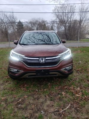 Up for sale 2016 honda crv exl rebuilt salvage title for Sale in Dearborn, MI