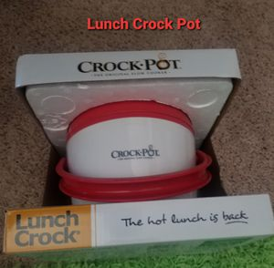New Lunch Crock Pot for Sale in Cypress, TX