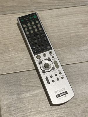 Sony AV System Remote RM-PP412 for Sale in Queens, NY