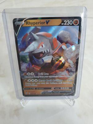 Rhyperior V 095/189 Pokemon TCG for Sale in St. Cloud, FL