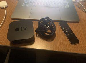Apple TV 1080HD 64GB 4th gen for Sale in Seattle, WA