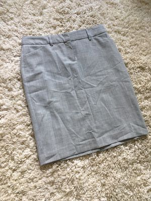 Grey Professional Style Skirt for Sale in Edgewood, WA