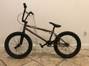 Fly Orion bmx bike 2018, Gloss metallic brown for Sale in Miami, FL