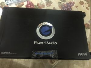 Planet audio amp for Sale in Queens, NY