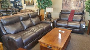 GREAT RECLINING SOFA AND LOVESEAT SET BRAND NEW for Sale in Portland, OR