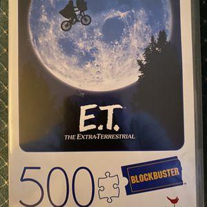 ET Puzzle for Sale in Modesto, CA