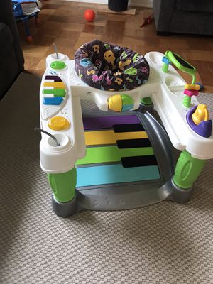 Piano baby walker with music $20 for Sale in Sunnyvale, CA