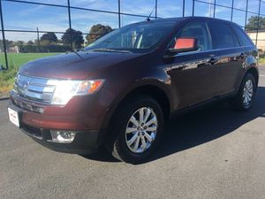 2009 Ford Edge AWD Limited 4dr Crossover for Sale in Somerville, MA