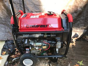 Troy bilt xp generator for Sale in Capitol Heights, MD