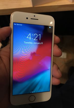 Unlocked apple iPhone 8 10/10 condition for Sale in Houston, TX