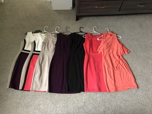 6 Calvin Klein and 1 Ralph Lauren Dresses for Sale in Delray Beach, FL