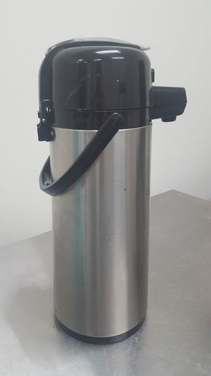 Daily Chef Commercial 2.2L Stainless Steel coffee pump for Sale, used for sale  Rahway, NJ